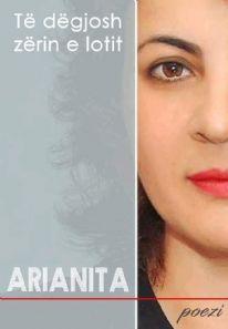 Libri TË DËGJOSH ZËRIN E LOTIT Autore Anita Hoxha